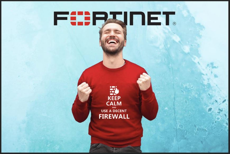 Fortinet training for free!